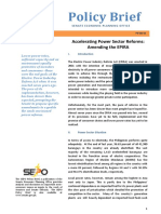 PB 2008-03 - Accelerating Power Sector Reforms