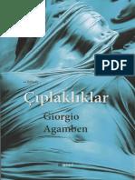 Giorgio Agamben - Çıplaklıklar