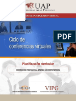 Planificacion Profesional Basada en Competencias