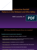 Heavy Rain Patterns