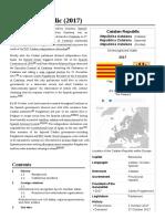 Catalan Republic (2017)