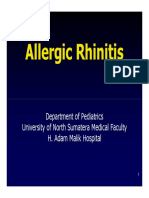 Mk Allergic Rhinitis