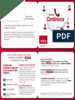 Carton Service Conférence