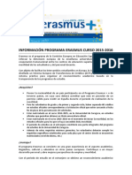 Folleto Erasmus+ 2015-2016