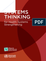 WHO Systems Thinking 9789241563895_eng
