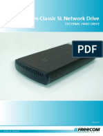 Manual Classicslnetworkdrive En