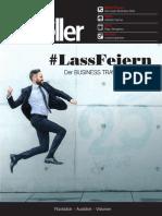 Business Traveller (Deutsche Ausgabe) Magazin Oktober November No 05 2017