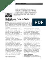 Flujo Multifasico en pozos petroleros