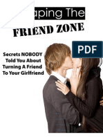 Escaping the Friend Zone Full Book