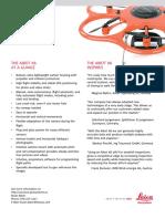 UAS Aibotix Brochure Mapping