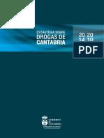Estrategia Sobre Drogas de Cantabria 2014-2018