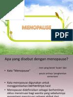 PENYULUHAN-MENOPOUSE