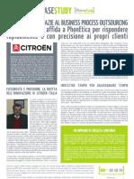 Citroen Italia si affida alla risposta telefonica di PhonEtica