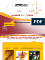 DIAPOSITIVA DERECHO LABORAL II