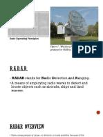 Lecture 3 - Radar Principles