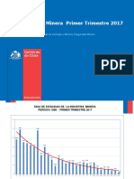 EstadisticaAccidentabilidadMinera Primer Trimestre2017