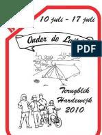 Onder de Luifel 2010