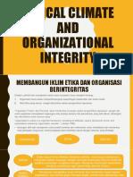 Ethical Climate and Organizational Integrity(Kel-EPTKK) 3