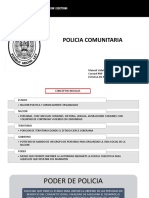 Policia Comunitaria Introduccion 1