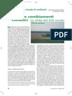 Energia e Cambiamenti Climatici - La Termotecnica