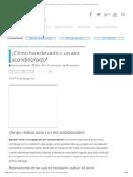 ¿Cómo hacerle vacío a un aire acondicionado_ _ Aires Acondicionados.pdf