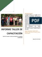 Informe Del Taller Esfera Para Swissaid Colombia (1)