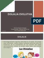 Dislalia orgánica