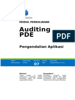 Modul EDP Audit [TM7].doc