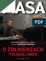Masa o Zolnierzach Polskiej Maf - Jaroslaw Sokolowski