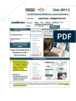 t.a. -3501-35510 - Aud. Administrativa - Negocios