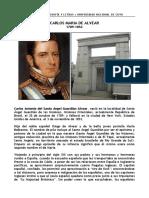 Alvear- biografía de cátedra
