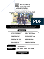 Informe Final Vivero