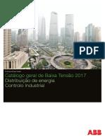 Catalogo Geral de Baixa Tensao 2017