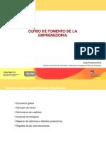 ACCIÓ5-Curso de Fomento de La Emprenedoria
