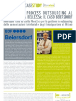 Beiersdorf si affida ai servizi di business process outsourcing di PhonEtica