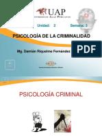 Criminal. Teorias, Predisposición Delictiva (1)