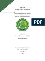 makalah organisasi