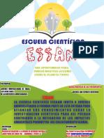 Afiche Escuela Cientifica2