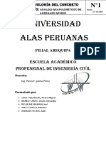 Analisis Granulometrico de Agregado Grueso