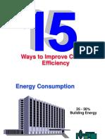 15 Ways to Improve Chiller Efficiency3