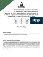 Manual Autoclave Baby Port. Rev.2 2015 MPR.00981