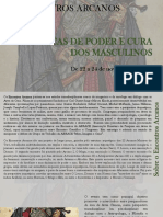 Encontros Arcanos  2017 UDESC