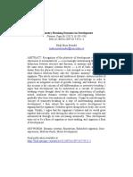 Moss Brender - Symmetry-Breaking Dynamics in Development