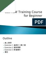 Labview  beginner