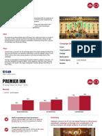DCM Case Study - Premier Inn