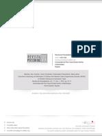 Funcion Ejecutiva y Motivacion en Niños Con TDAH Solucion Del Problemas y Calculo 2012