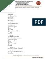 Primer Examen Desarrollado de Analisis Matematico II