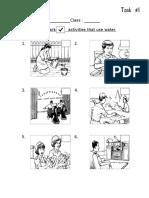 Worksheets 1-7 (L,S,R)