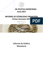 Informe Politica Monetaria Chile 06062017