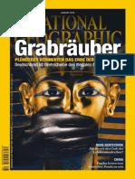 National Geographic Deutschland Magazin August No 08 2016